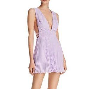 Fame and Partners Briella Mini Dress - size 2